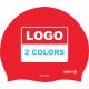 BONNETS SILICONE Logo 2 couleurs