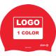 BONNET SILICONE Logo 1 couleur